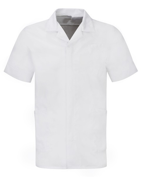 Male Medical tunic short sleeve